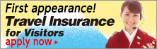 Travel Insurance for Visitors