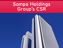 Sompo Holdings Group's CSR